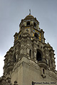 A little closer view of California Tower in Balboa Park. 'Nikon D70 Digital SLR' (Click for larger view)