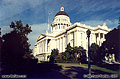 This is a picture of the California State Capitol building late in the afternoon. Sacramento, CA 'Nikon F100 35mm SLR' (Click for larger view)