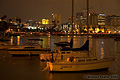 Lights across the Harbor. San Diego, CA 'Nikon D70 Digital SLR' (Click for larger view)
