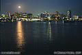 San Diego by night #4. San Diego, CA 'Nikon F100 35mm SLR' (Click for larger view)